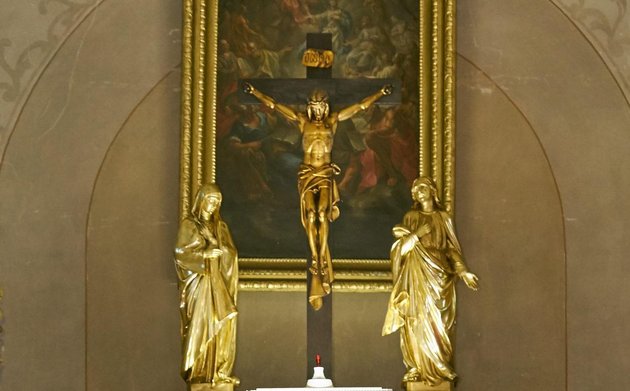 Rímskokatolícka cirkev, farnosť Dojč